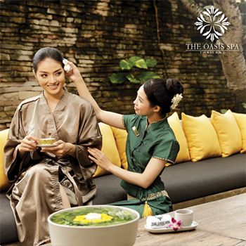1,699++ Aromatherapy HOT Oil Massage 1 hour 30 mins at Oasis Spa Pattaya – until 31 December 2018