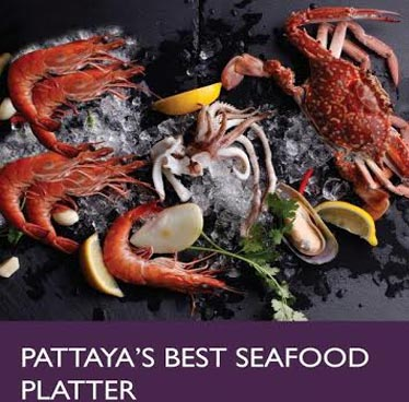 Pattaya's Best Seafood Platter at Manao Bar, AVANI Hotels & Resorts Pattaya