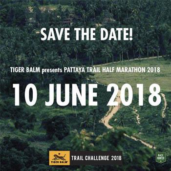 Inspire Pattaya -- Tiger Balm presents Pattaya Trail Half ...