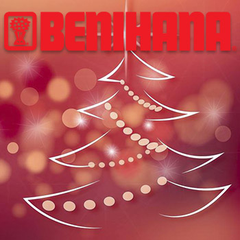 New Year's Eve and New Year Day at Benihana – 31 December 2017