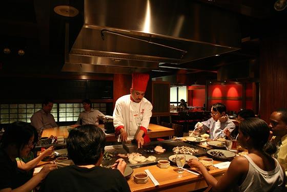 Benihana Japanese Restaurant Childrens Day Special 12th