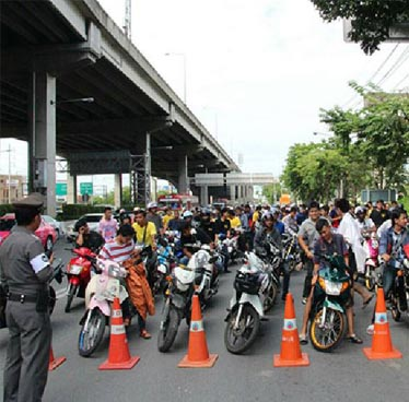 """""""Highway Robbery"""" – or how bikers contribute to the """"policemen's ball"""""""