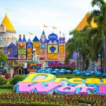 Dream World –  still a great day out in Bangkok