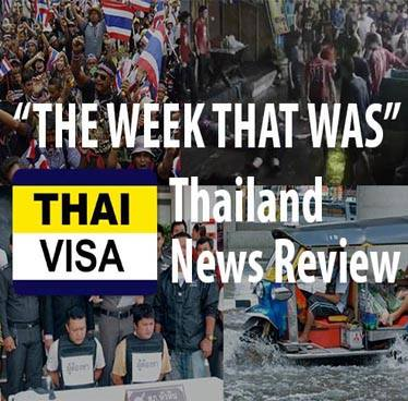 The week that was in Thailand news: Don't call me Cheap Charlie! A Hitchhiker's Guide to the Thai Galaxy!