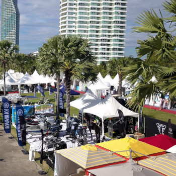 Ocean Marina Pattaya Boat Show contributes to growth of Thailand's east coast business and leisure market