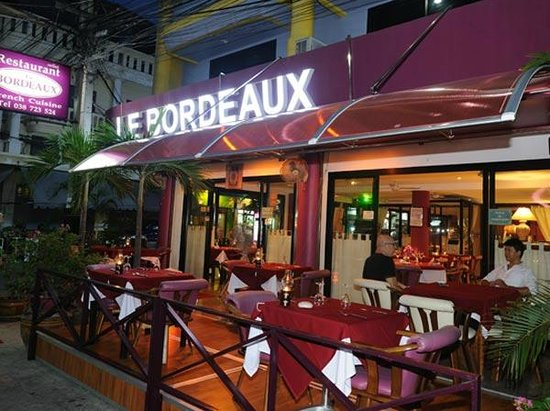 inspire pattaya 10 discount for inspire le bordeaux guest at le bordeaux french restaurant. Black Bedroom Furniture Sets. Home Design Ideas
