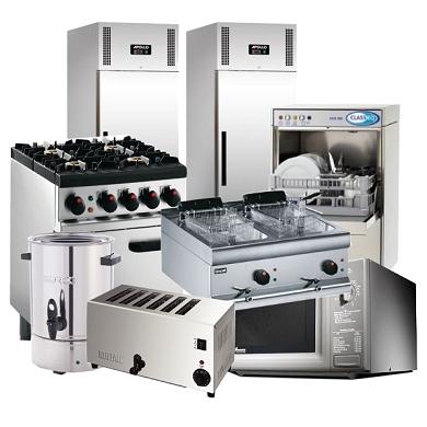 Commercial Kitchen Equipment Pattaya