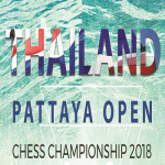 Open Chess Championship 2018 at Bay Beach Resort Pattaya - 20-31 October 2018
