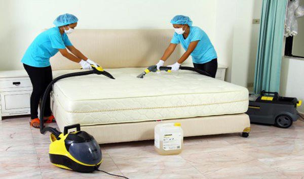Eco Dry Cleaning Of Mattresses Cleaning Place Pattaya
