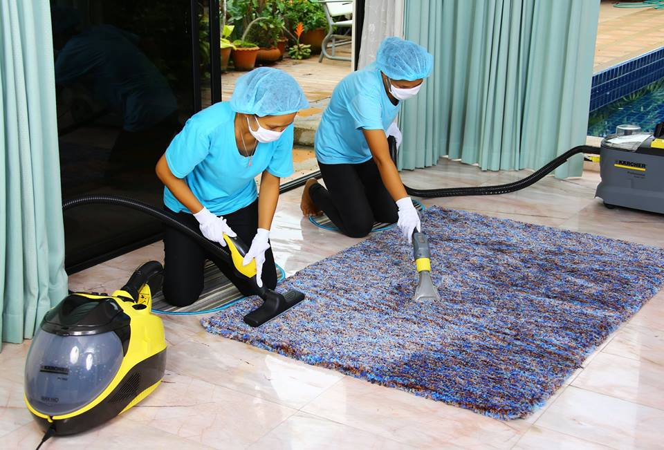 Spend 30,000 Baht with European Cleaning brand Karcher and receive a steam cleaner or pressure machine absolutely free