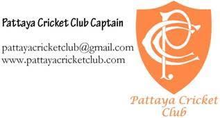 Pattaya Cricket Club bring back toothpick from Koh Chang