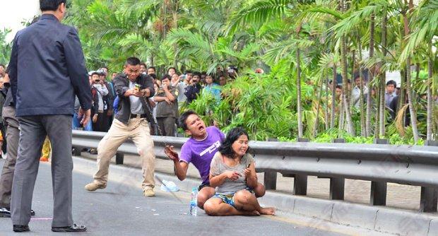 Crime wave Thailand - fact or fiction? - Inspire Pattaya e ...
