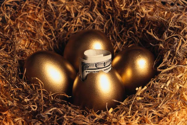 Zero return world leaves pension savers stuck