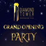 Diamond Tower Pratamnak Pattaya Grand Opening - Saturday 17th March 2018