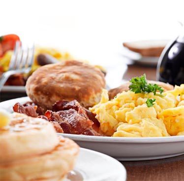 180 Baht A la carte breakfast at Dicey Reilly's Pub & Eatery