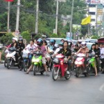 Crazy Driving in Thailand! by The Pattaya Sleuth