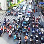 Three tips for driving in Thailand