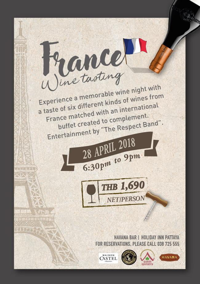 eDM_France Wine Tasting