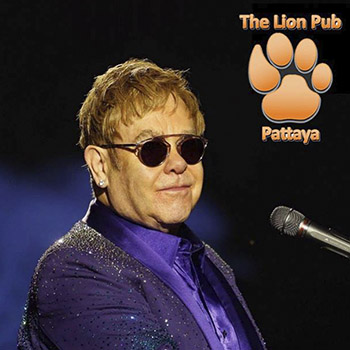 Elton John – A Tribute By Tim Hedges at The Lion Pub Pattaya – 23 March 2018