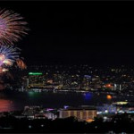 Pattaya International Fireworks Festival - November