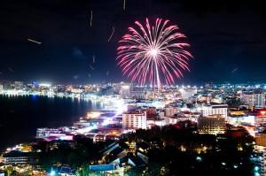 fireworkspattaya