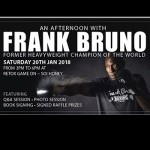 Frank Bruno Live in Pattaya at Retox Game - 20 January 2018