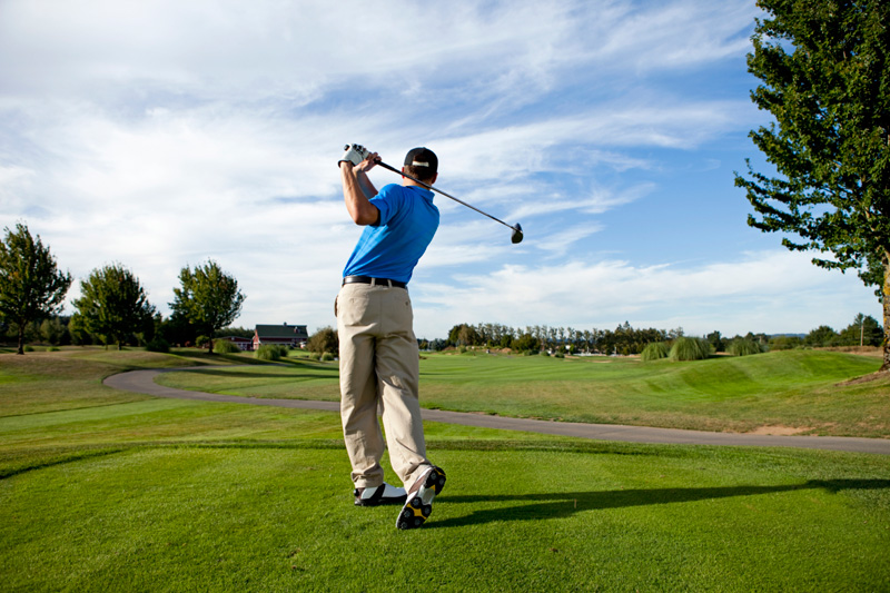 'Golfing Around the Globe' Luxury Golf Trip by Private VIP airliner