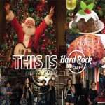 Christmas Carvery at Hard Rock Cafe Pattaya - 24th & 25th December 2016