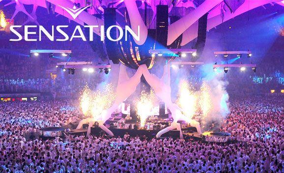 Inspire Pattaya Sensation Thailand 2012 Ocean Of White