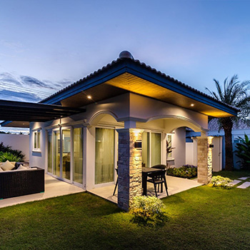 PROPERTY OF THE WEEK: Orchid Paradise Homes by TCH Hua Hin Co. Ltd