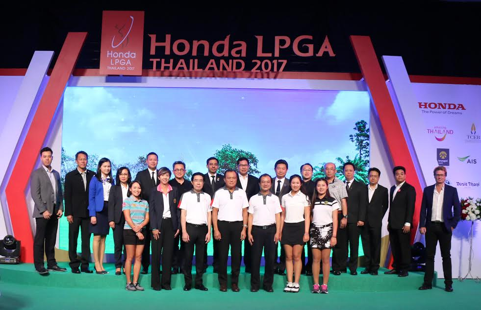 2018 honda lpga thailand. unique thailand the field list in u201chonda lpga thailand 2017u201d step forward to a new  decade ariya jutanugarn lead thai challenge win title on home ground on 2018 honda lpga thailand t