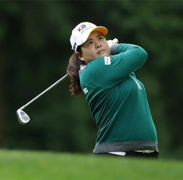 """Inbee Park"" gets ready to make her season debut in the Honda LPGA THAILAND 2017"