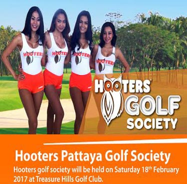 hooters pattana march 2018
