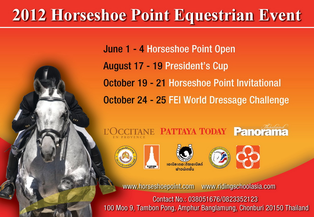 Horseshoe Point Equestrian Event: Horseshoe Point Invitational