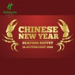 Chinese New Year 2018 at Holiday Inn Pattaya - 15-24 February 2018