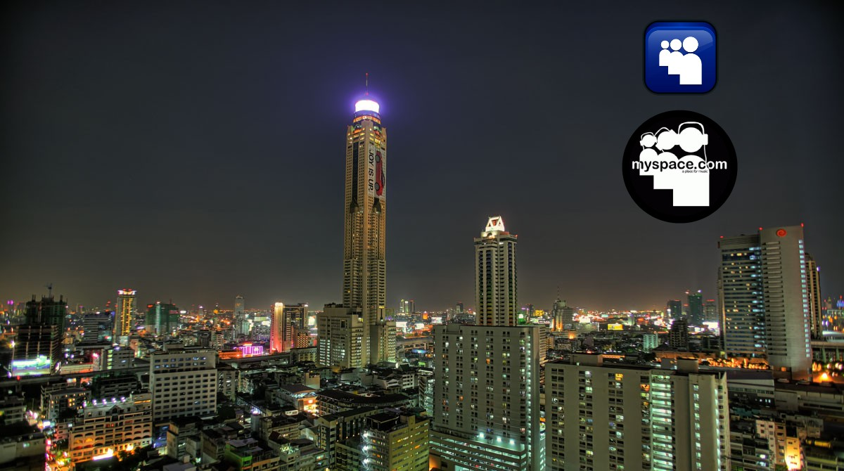 Baiyoke Tower Sky Hotel MySpace Promotion