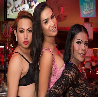 Thai lady boys