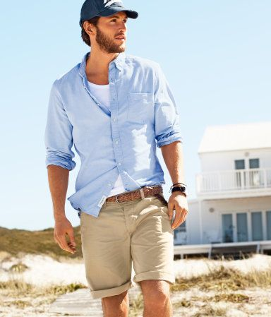 Inspire Pattaya -- Custom Summer Shirt u0026 Chinos Shorts 2500 baht at Jack and Dave Tailor