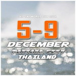 Jet Ski World Cup 2018 at Jomtien Beach - 5-9 December 2018