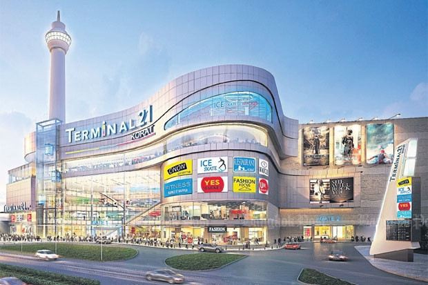 Why Build a Terminal 21 in Pattaya? by The Pattaya Sleuth ...