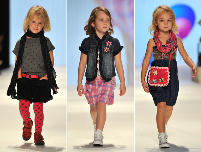 Kid Fashion Designers Tv Show