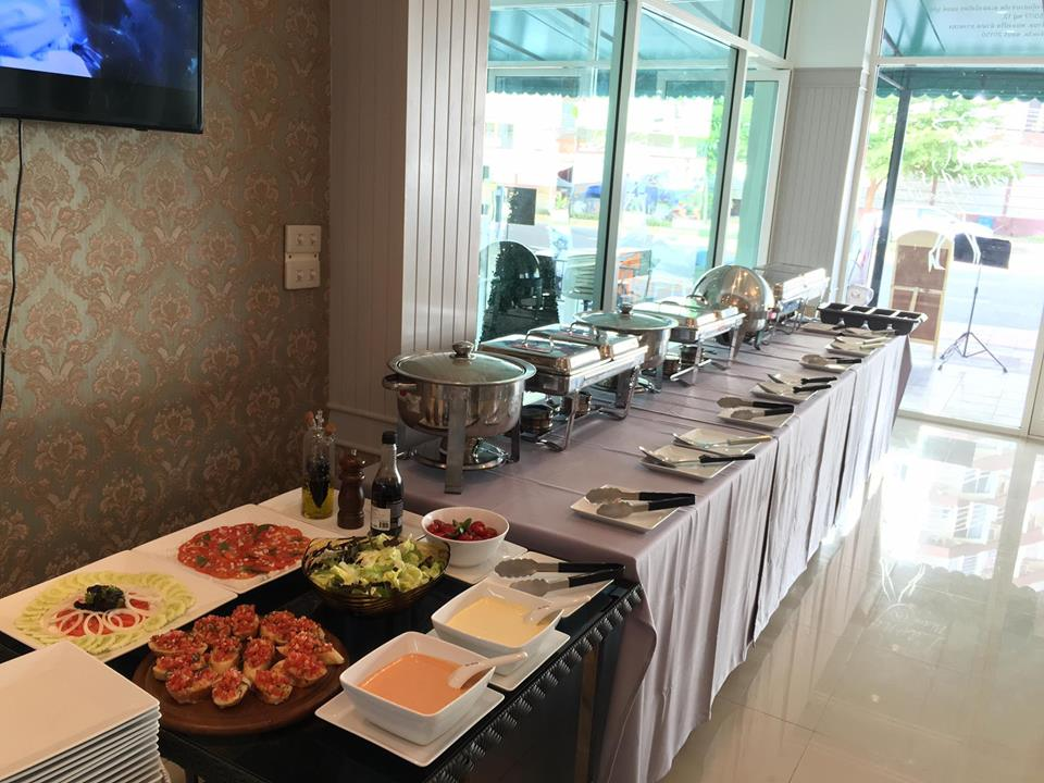 245 Baht Pasta Buffet at Laong's Bistro & Boutique – Wednesday 31st August 2016