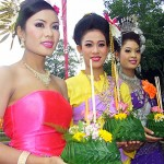 Loy Krathong - November (Annual Celebration)