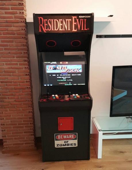 Your Very Own Retro Arcade Machine