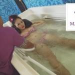 550 Baht Sauna + Hydro Massage at Mari Jari Sauna Pattaya