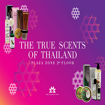 The True Scents of Thailand at Mike Shopping Mall