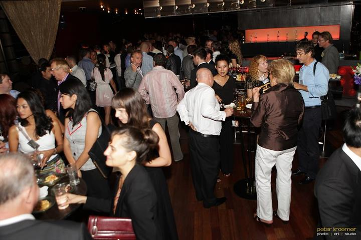 Movers & Shakers - Corporate Charity Networking - previous events in bangkok