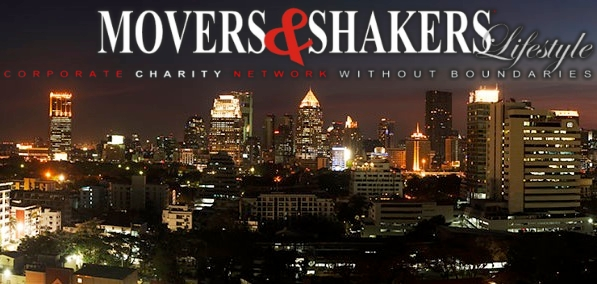 Movers and Shakers October 2012