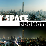 Social Networking Site MySpace host a promotion at the Baiyoke Tower, Bangkok