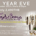new year mercure
